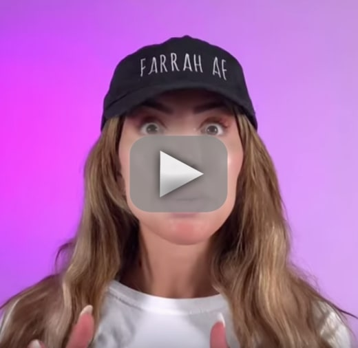 Farrah abraham shows off new face is she having a breakdown