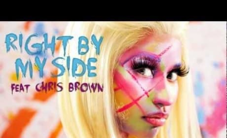Nicki Minaj - Right By My Side (Ft. Chris Brown)