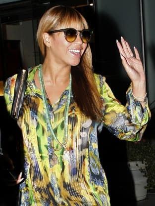 Beyonce Pregnancy Fashion