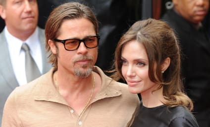 Happy Couple, Brangelina, Makes First Post-Baby Public Appearance; Return to States Ahead