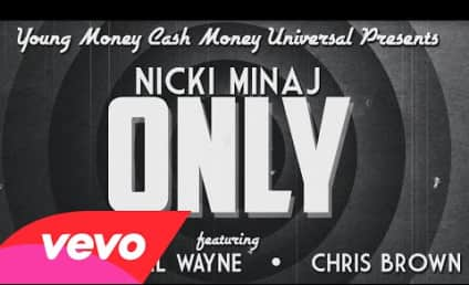 """Nicki Minaj: """"Only"""" Video Draws Criticism For Use of Nazi Imagery"""