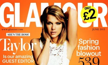 Taylor Swift Glamour UK Pic