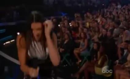 Kendall Jenner Butchers Billboard Music Awards Introduction, Sucks at Reading