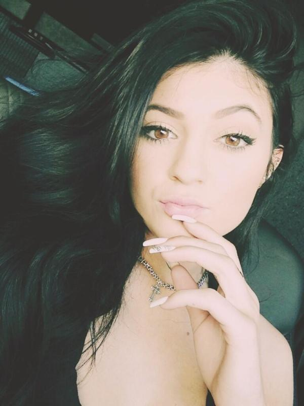 Kylie Jenner Hair Picture