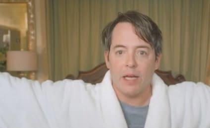 Matthew Broderick Returns as Ferris Bueller! Sort Of!