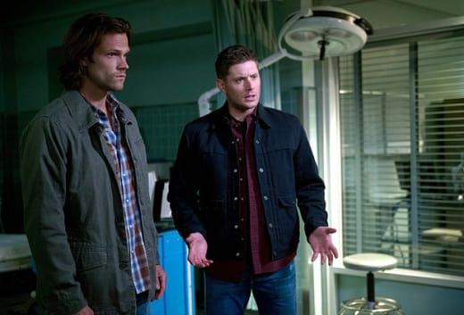 Supernatural Season 11 Premiere Pic
