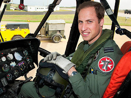 Prince William Military Pic