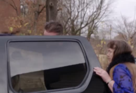 HEA Season 6 tease - Mike Youngquist and mom talk to the car