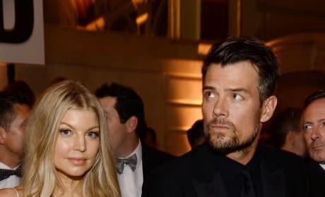 Fergie and Josh Duhamel Image