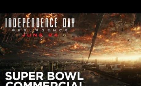 Independence Day: Resurgence Super Bowl Trailer