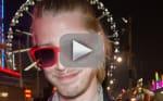 Macaulay Culkin Appears at New York Comic-Con