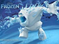Marshmallow in Frozen