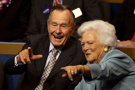 Barbara Bush Image