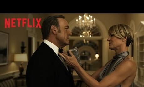 House of Cards Season 3 Promo