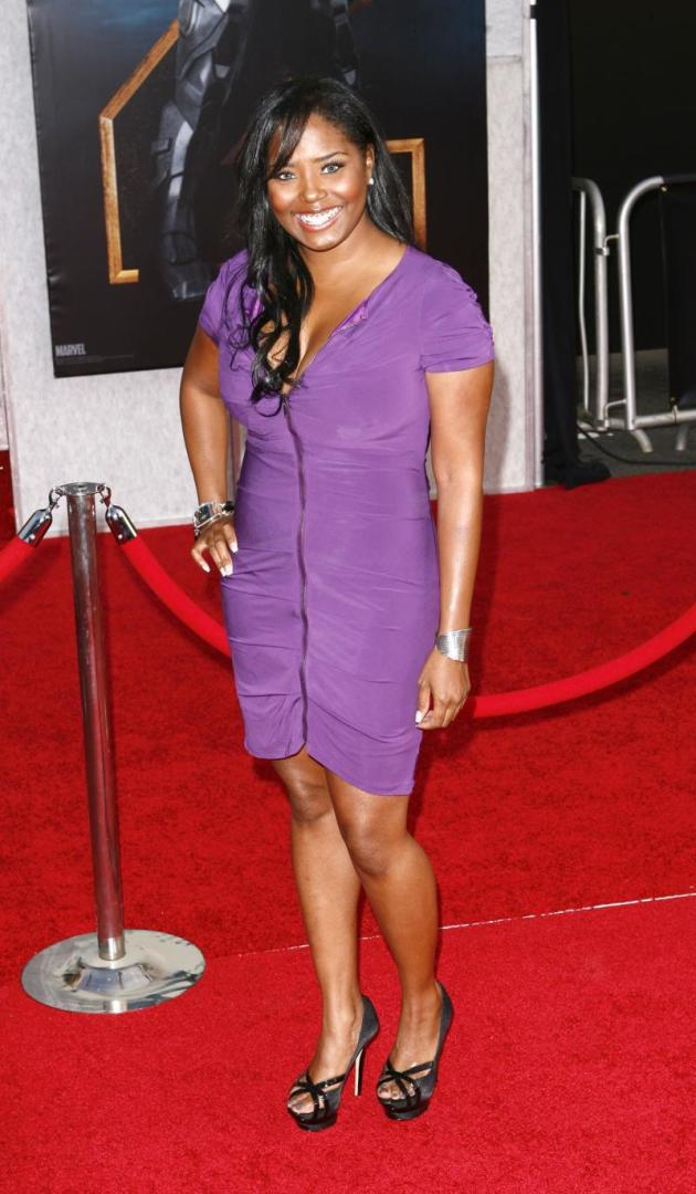Shar on the Red Carpet