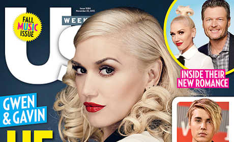Gwen Stefani's Us Weekly Cover: Did Gavin Cheat?