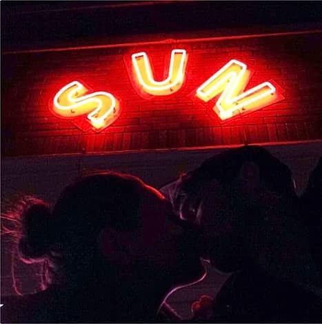 Ashton Kutcher and Mila Kunis Kiss!