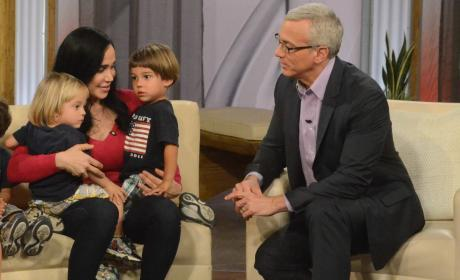Octomom and Dr. Drew