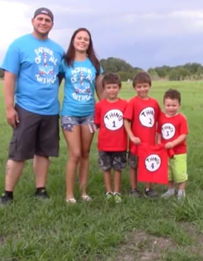 Jennifer Del Rio Family Photo