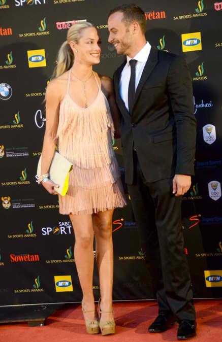 Oscar Pistorius, Reeva Steenkamp