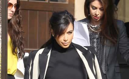 Kim Kardashian: Kris Humphries is Threatening My Baby!