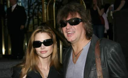 Denise Richards and Richie Sambora: It's Over!