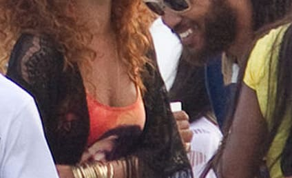 Negus Sealy: Rihanna's New (Old) Boyfriend?