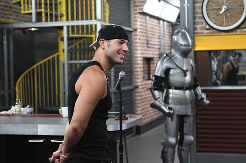 Jeff on Big Brother 13