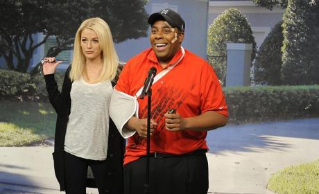 SNL Tiger Woods Skit