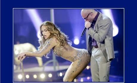 J. Lo Motivational Poster