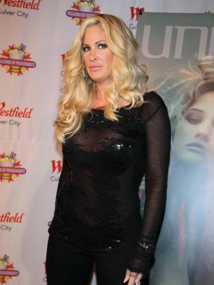 Kim Zolciak Red Carpet Pic