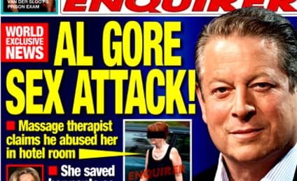 Al Gore Won't Be Charged in Alleged Sexual Assault; Mistress Describes V.P.'s Nasty Moves Anyway