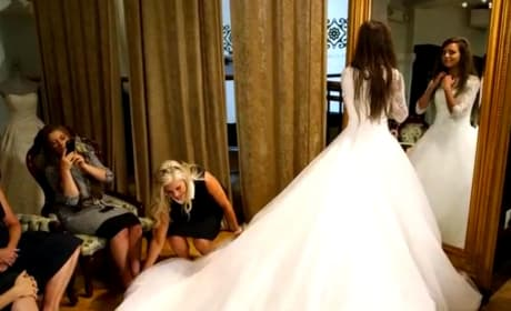 Jessa Duggar Wedding Dress Image
