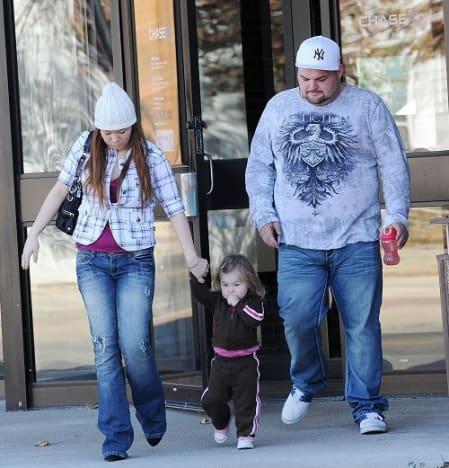 Amber, Gary and Leah