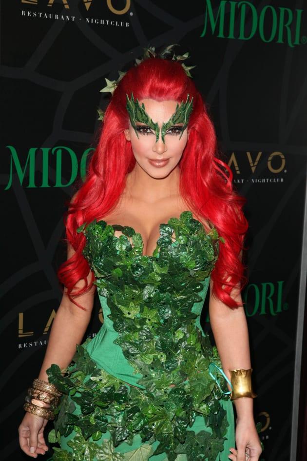 What Do You Think Of Kim Kardashian S Halloween Costume