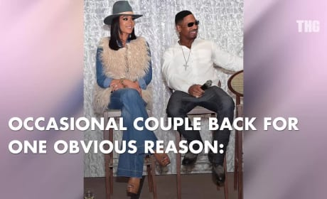 Stevie J and Joseline Hernandez: FIRED?!?