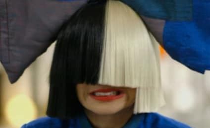 Sia Reveals Her Real Face (and Much More) in Rare, Epic Selfie