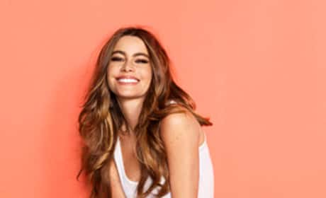 Sofia Vergara in Cosmopolitan