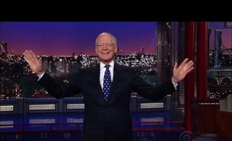 David Letterman's Final Monologue