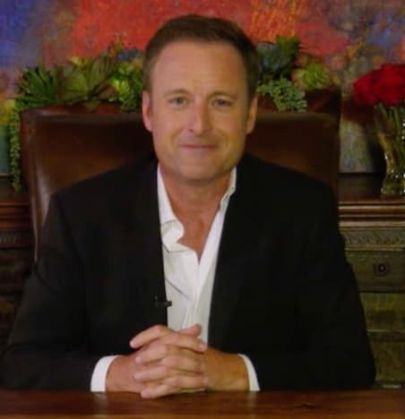 Chris Harrison at Home