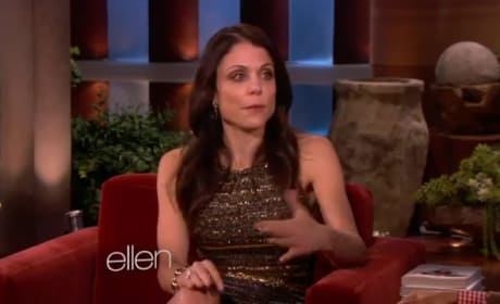 Bethenny Frankel on Ellen: Divorce Interview
