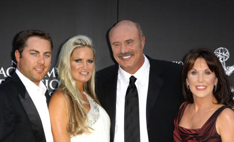 Dr. Phil Family Photo
