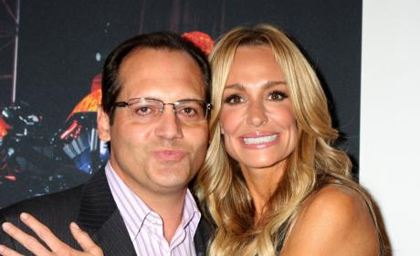 Russell and Taylor Armstrong