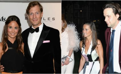Pippa Middleton: A History Of The Famous Bridesmaid's Suitors