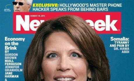 Is Newsweek's Michele Bachmann cover biased?