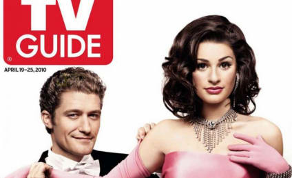 Glee Cast Makes Like Madonna, Shares Memories of Material Girl