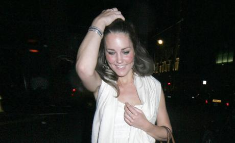 Kate Middleton Picture (Old School)