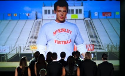 Glee Cast, Celebrities React to Cory Monteith Tribute Episode
