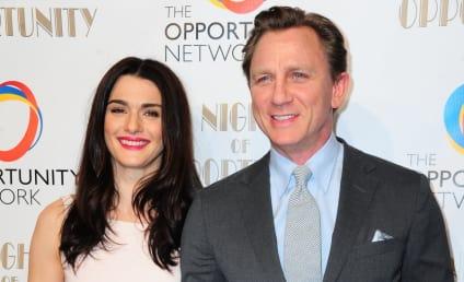 Daniel Craig and Rachel Weisz: Headed For Divorce?