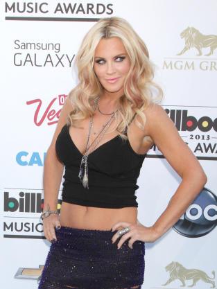 Jenny McCarthy at Billboard Music Awards